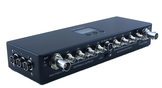 Audio Wireless DADM224 RF distribution unit