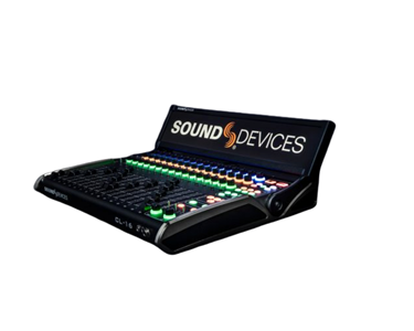 Sound Devices CL-16 control surface