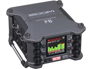 Zoom F6 with PCF-6 Carrying Bag