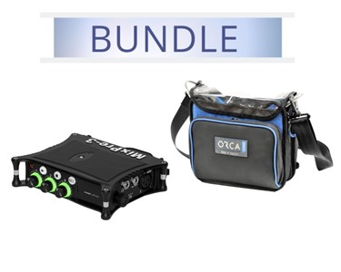 Sound Devices Mix-Pre 3 Special Price Bundle!