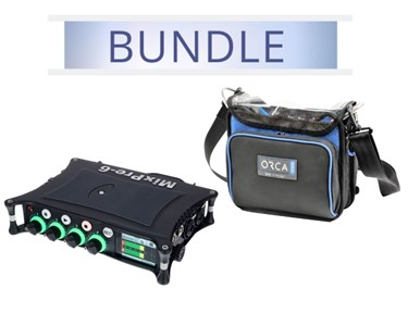 Sound Devices Mix-Pre 6 II Special Price Bundle!