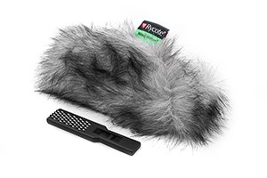Rycote Cyclone Medium Windjammer Black 029106