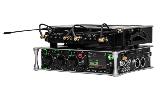 Sound Devices SL-2 SuperSlot Receiver Module