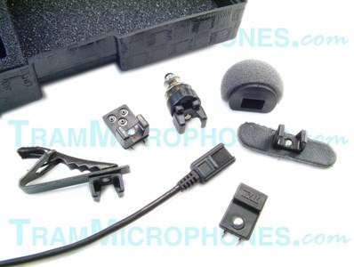 Tram TR50 (4 pin Lemo Audio En2 Mini Tx.) Black