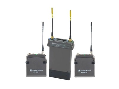 Wisycom 2 channel Radio Mic kit - coming soon
