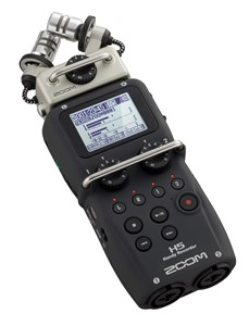 Zoom H5 Hand Held Recorder