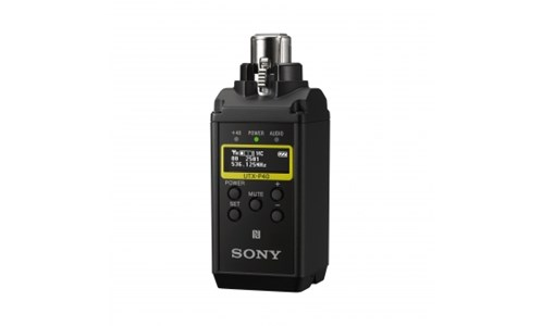 Sony UTX-P40 Plug On Transmitter