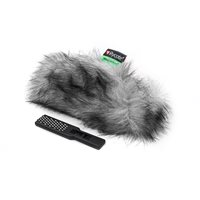 Rycote Small Cyclone Small Windjammer Grey 029103