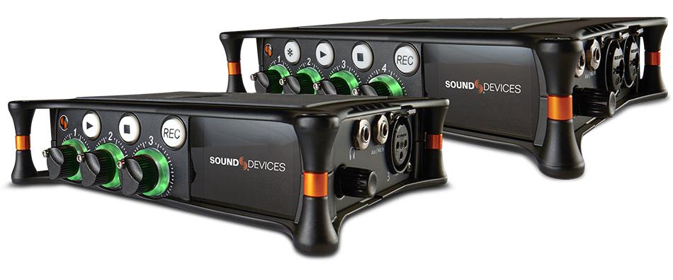 Sound Devices MixPre-3, MixPre-6