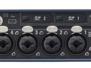 Zoom F8n digital audio recorder