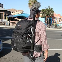 K-Tek KSBP1 Stingray Backpack
