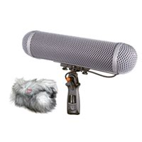 Rycote Windshield kit 4 with XLR 5 connbox - 086068
